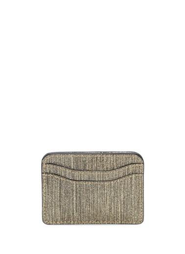 Marc Jacobs Marc Jacobs  Logolu Kadın Deri Kartlık 101547774 Altın